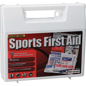 Play Smart with Sports First Aid Kits