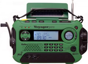 most advanced emergency radio
