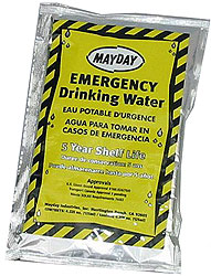 Emergency Water Pack