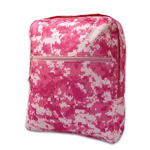 pink camo bag for kids military
