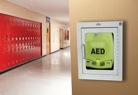 School AED