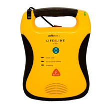 AED automatic external defibrillator